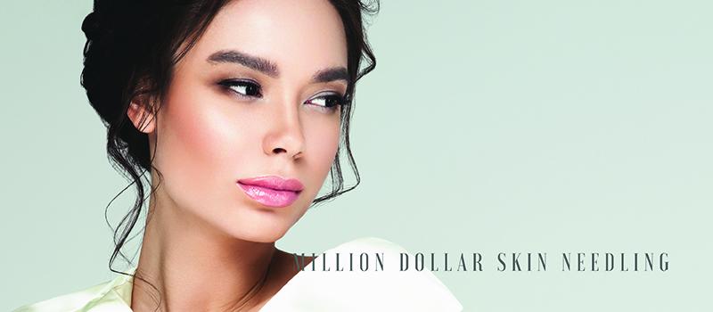 Million Dollar Microneedling Treatment