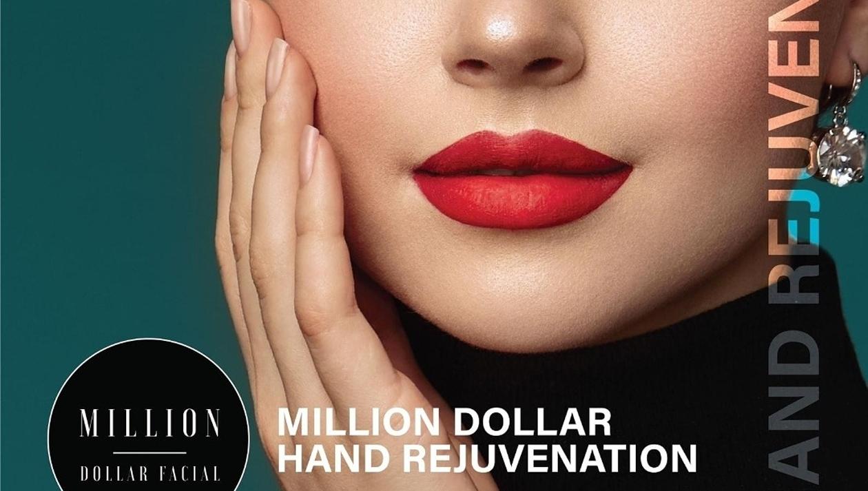 Million Dollar Hand Rejuvenation Treatment